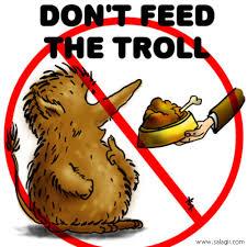 Evitar los trolls en redes sociales